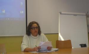 Tânia Montoro inaugura ciclo decinema e literatura.