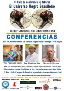 Cartel conferencias UNB2015