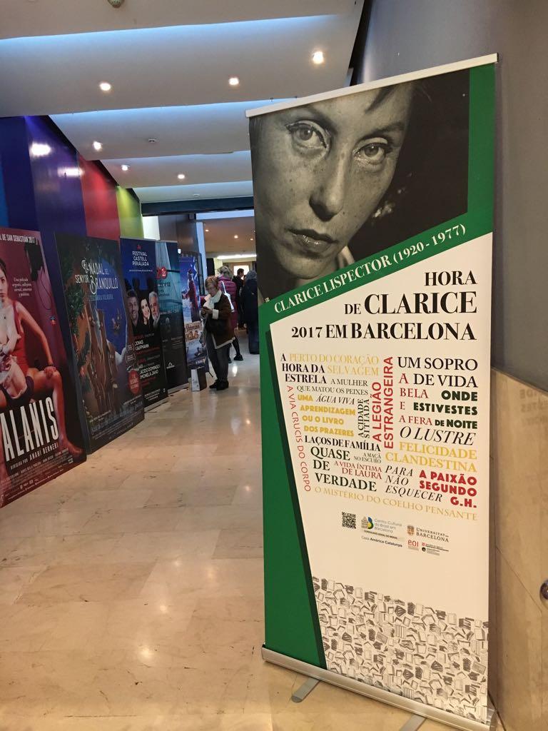 """Cinema Girona - Projeção do filme """"A hora da estrela"""", de Susana amaral"""