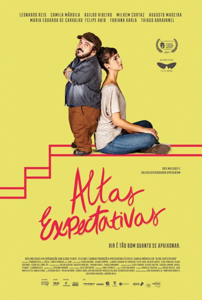 Cartaz do filme Altas Expectativas